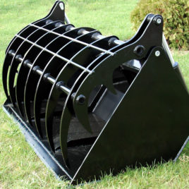 SILAGE GRAPPLE BUCKET