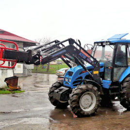 Belarus MTZ Pronar 82 SA AT-30