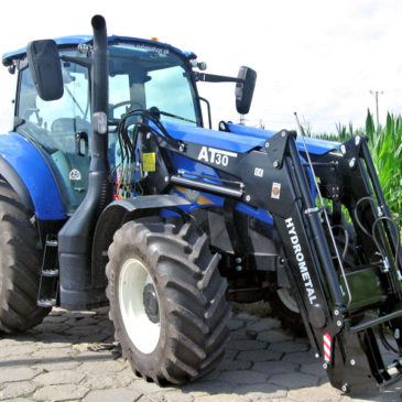 New Holland T5.110 – Lipiec 2017
