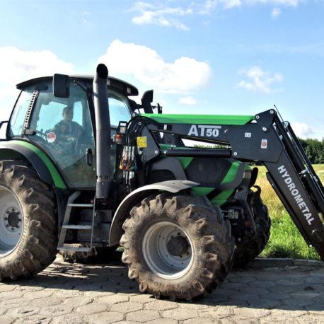 Deutz Agrotron M600