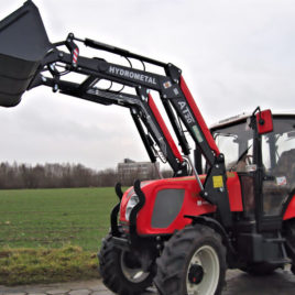 Farmtrac 675 DTn King