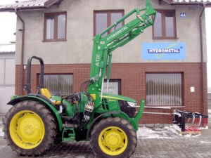 John Deere 5080G ROPS AT-20