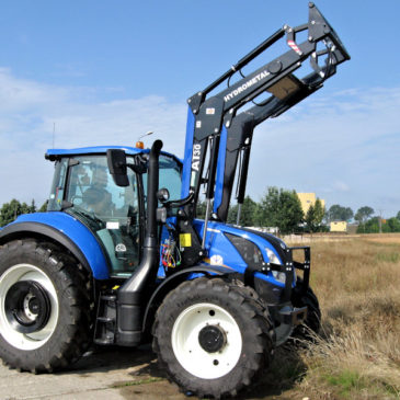 New Holland T5.120 – July 2018