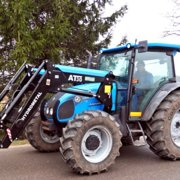 Landini PowerFarm 100 — Март 2019