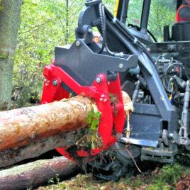 Chwytak do drewna TUZ