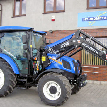 New Holland T4.75S – April 2019