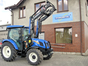 New Holland T4.75S AT-10