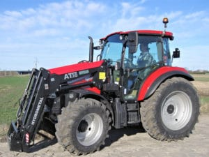 Case Farmall 105 C AT-30