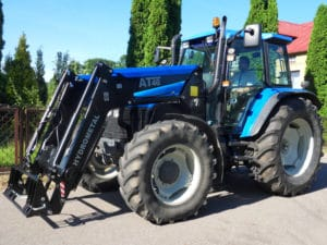 New Holland TS 115 AT-40