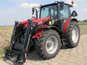 Massey Ferguson 5710 Dyna4 AT-30