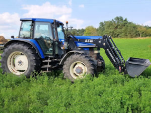 New Holland M100 AT-40