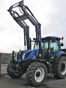 New Holland T6.165 AT-40