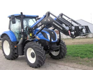 New Holland T6.125S AT-40