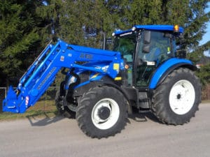 New Holland TD 5.85 AT-30