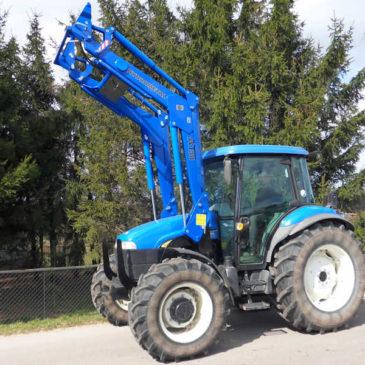 New Holland TD 5030- Czerwiec 2020