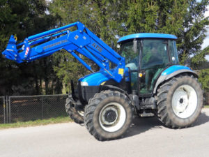 New Holland TD 5030 AT-30