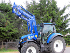 New Holland T5.85 AT-20